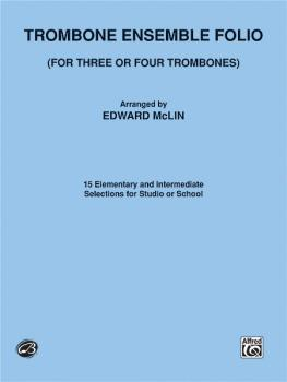 Trombone Ensemble Folio (AL-00-PROBK00786)