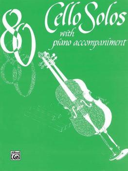 80 Cello Solos (AL-00-EL00158)