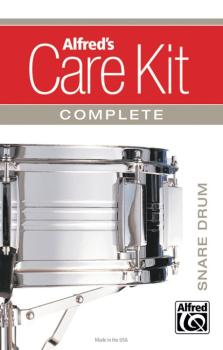 Alfred's Care Kit Complete: Snare Drum (AL-99-1478524)