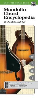 Mandolin Chord Encyclopedia (2nd Edition): 36 Chords in Each Key (AL-00-45723)
