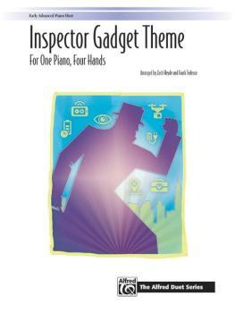 <I>Inspector Gadget</I> Theme (AL-00-45717)