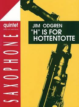 """""""H"""" is for Hottentotte (AL-01-ADV7551)"""