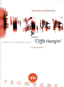 'Cliffe Hangin': Trombone Choir and Rhythm Section (AL-01-ADV3700)