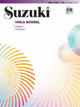 Suzuki Viola School, Volume 7: International Edition (AL-00-40757)