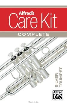 Alfred's Care Kit Complete: Silver Trumpet (AL-99-1478517)