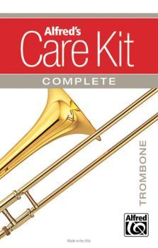 Alfred's Care Kit Complete: Trombone (AL-99-1474083)