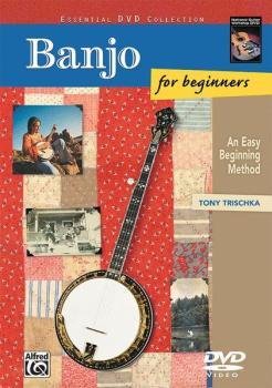 Banjo for Beginners: An Easy Beginning Method (AL-00-22881)