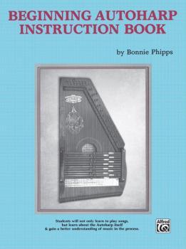 Beginning Autoharp Instruction Book (AL-00-2222)