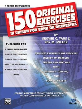 150 Original Exercises in Unison for Band or Orchestra (AL-00-EL00151)