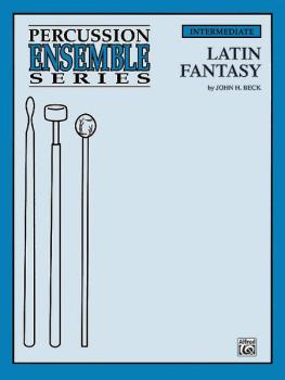 Latin Fantasy (For 6 Players) (AL-00-PERC00056)