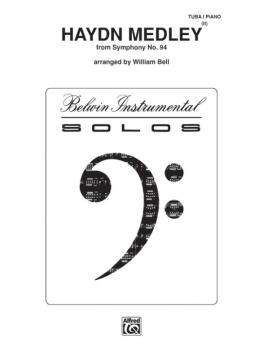 Haydn Medley (from <I>Symphony No. 94</I>) (AL-00-FDS00281)
