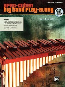 Afro-Cuban Big Band Play-Along for Mallets (AL-00-31886)