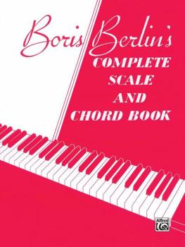 Complete Scale and Chord Book (AL-00-V1010)