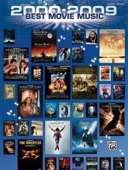 2000--2009 Best Movie Music (AL-00-34659)