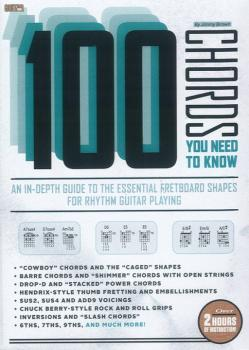 Guitar World: 100 Chords You Need to Know: An In-Depth Guide to the Es (AL-56-0985573317)