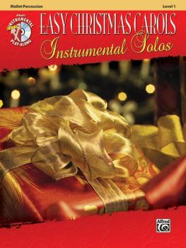 Easy Christmas Carols Instrumental Solos (AL-00-42180)