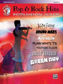 Pop & Rock Hits Instrumental Solos (AL-00-42206)