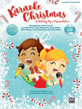 Karaoke Christmas: A Holiday Pops Presentation for 2-Part Voices (AL-00-46827)