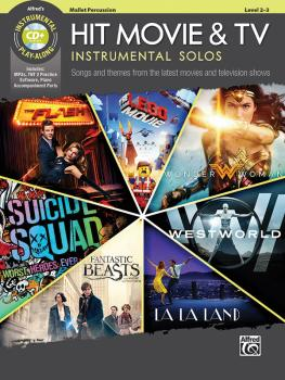 Hit Movie & TV Instrumental Solos: Songs and Themes from the Latest Mo (AL-00-47312)