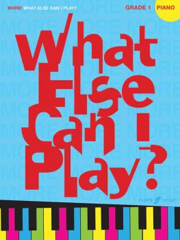 More! What Else Can I Play? Grade 1 (AL-12-0571530478)