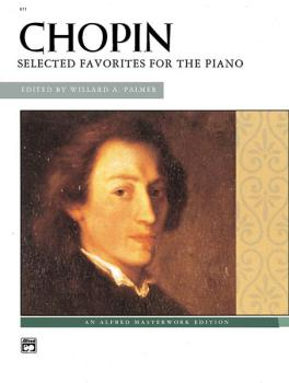 Chopin: Selected Favorites for the Piano (AL-00-611)