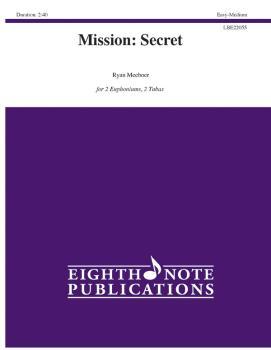Mission: Secret (AL-81-LBE22055)