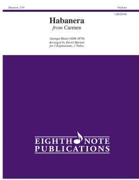 Habanera (from <i>Carmen</i>) (AL-81-LBE22054)