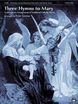 Three Hymns to Mary (AL-00-19708)