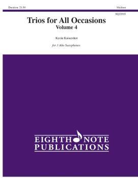 Trios for All Occasions, Volume 4 (AL-81-SQ22095)