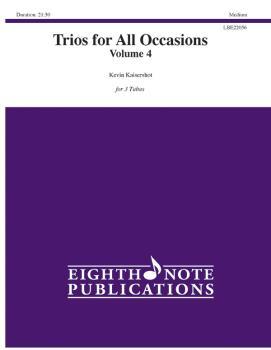 Trios for All Occasions, Volume 4 (AL-81-LBE22056)