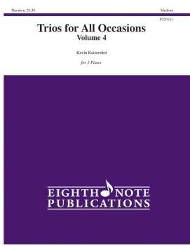 Trios for All Occasions, Volume 4 (AL-81-F220131)