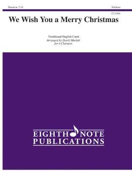 We Wish You a Merry Christmas (AL-81-CC1394)