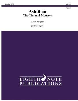 Ashtilian: The Timpani Monster (AL-81-PE1629)