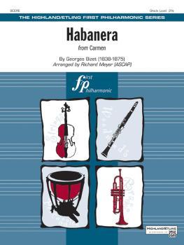 Habanera (from <i>Carmen</i>) (AL-00-48102S)