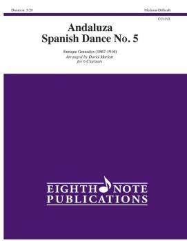 Andaluza: Spanish Dance No. 5 (AL-81-CC1393)