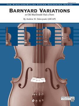 """Barnyard Variations: On """"Old MacDonald Had a Farm"""" (AL-00-48097)"""