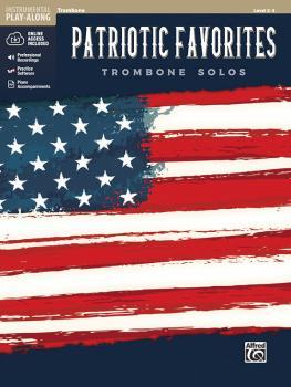 Patriotic Favorites Instrumental Solos (Trombone Solos) (AL-00-48692)