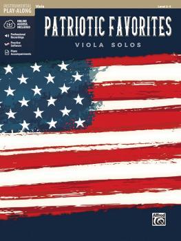Patriotic Favorites Instrumental Solos (Viola Solos) (AL-00-48696)