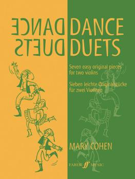 Dance Duets: Seven Easy Original Pieces for Two Violins (AL-12-0571520820)