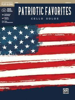 Patriotic Favorites Instrumental Solos (Cello Solos) (AL-00-48698)