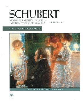 Schubert: Moments musicaux, Opus 94 and Impromptus, Opp. 90 & 142 (AL-00-530)