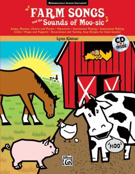 Farm Songs and the Sounds of Moo-sic! (AL-00-33428)