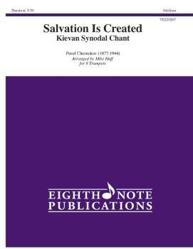 Salvation Is Created: Kievan Synodal Chant (AL-81-TE220267)