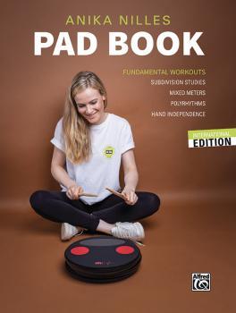 Anika Nilles' Pad Book: Fundamental Workouts: Subdivision Studies, Mix (AL-00-20284US)