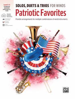 Solos, Duets & Trios for Winds: Patriotic Favorites: Flexible Arrangem (AL-00-48664)