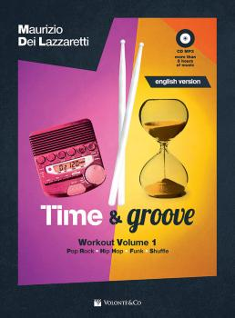 Time & Groove: Workout Volume 1 for Pop Rock, Hip Hop, Funk, and Shuff (AL-99-MB597)
