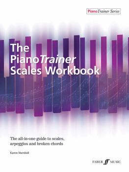 The PianoTrainer Scales Workbook (AL-12-0571541895)