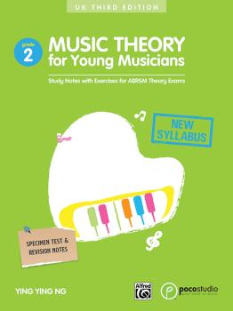 Music Theory for Young Musicians, Grade 2 (Third Edition): Study Notes (AL-99-9671000328)