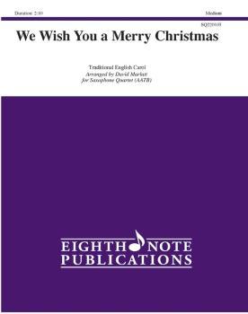 We Wish You a Merry Christmas (AL-81-SQ220103)