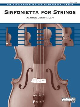 Sinfonietta for Strings (AL-00-49059)